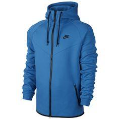 Nike Tech Fleece Windrunner Kapüşonlu Ceket