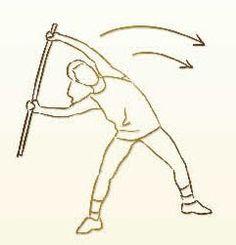 """Movimentos para afinar a cintura e para se livrar dos """"pneuzinhos"""""""