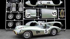 Full Scale Aston Martin Model