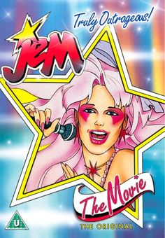 JEM- My FAVORITE cartoon EVER!!!!! Jem rocked!!!!! Yourm totally not cool if you dont know about Jem!!!