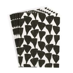 tinder notecards - pack of 6 - Paperchase 2013