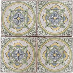 Mexican Tile - Carpineta Siena Ceramic Tile
