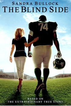 Um Sonho Possível  The Blind Side é um filme de drama norte-americano, baseado no livro The Blind Side: Evolution of a Game de Michael Lewis, com roteiro e direção de John Lee Hancock. Wikipedia
