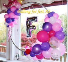 Bursdag. Balloons, Princess, Globes, Balloon