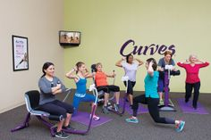 The Curves Circuit: A Busy Woman's Best Friend
