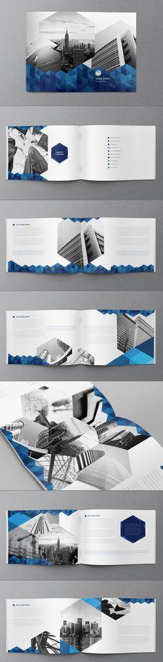 15 Creative Print Ready Business Brochure Designs