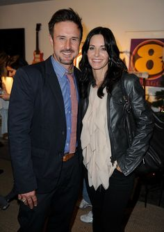 Pin for Later: Ces Ruptures Que L'on N'avait Pas Vu Venir Courteney Cox et David Arquette