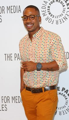 Columbus Short-Love it!  But he lost WAY too much weight!