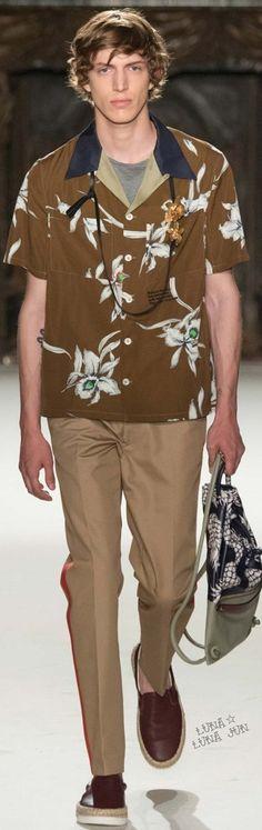 Valentino Spring 2016 Menswear