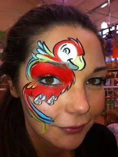 To find out more about our Face Painting acts contact us here in KruTalent on 0207 610 7120