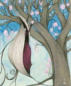 Eimear Brennan - The Painted Lady Lady, Art