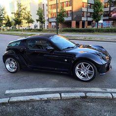 Car #20: Smart Roadster Brabus Coupé  #my3000miles #atlanticroadtrip #norway #atlanticroad #supercars #oslo #lillehammer #kristiansund #molde #trollstigen #geiranger #bergen #voss #choicehotels #thethief #vikings #gumballfamily #ferrari #porsche #amg #shelby #nordicchoicehotels #lamborghini #porsche911 #visitnorway #smart #brabus by my3000miles
