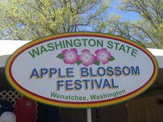 Washington State Apple Blossom Festival - Wenatchee, WA