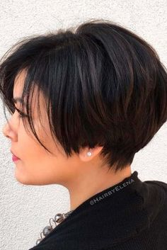 Trendy, Short Haircuts For Women Over 50 ★ See more: http://glaminati.com/trendy-short-haircuts-women-over-fifty/