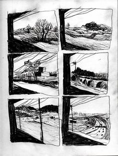 Discover recipes, home ideas, style inspiration and other ideas to try. Gravure Illustration, Illustration Sketches, Drawing Sketches, Illustrations, Art Drawings, Arte Sketchbook, Urban Sketching, 2d Art, Art Techniques