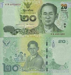 Let Our Commodities Go To The World Series 13 Unc Thailand Banknote 50 Baht King Rama Ix