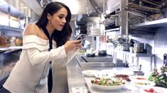 Meghan Markle BTS Suits Inspiration Gallery Photos | Meghan Markle Behind-the-Scenes #SuitsInspiration Gallery