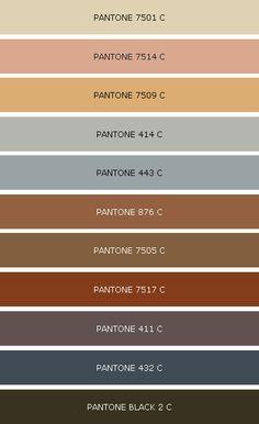 15 Best Earth Tone Colors Images Paint Colors R Color Palette