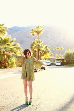 Palm Springs: Swinging Sixties | Keiko Lynn