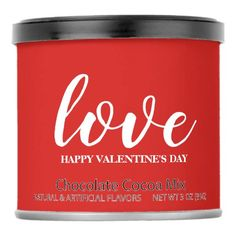Hot Chocolate - love Happy Valentine& Day Hot Chocolate Drink Mix - valentines day gifts love couple diy personalize for her for him girlfriend boyfriend Valentines Day Chocolates, Valentine Chocolate, Happy Valentines Day, Gifts Love, Pink Gifts, Love Girlfriend, Boyfriend, Hot Chocolate Mix, Saint Valentine