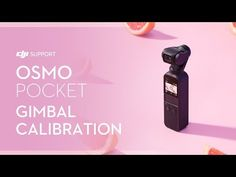 Does the gimbal of your Osmo Pocket drift by itself? Watch this tutorial and you will know how to fix the problem. Pocket Camera, Dji Osmo, Perfume Bottles, Diy, Don't Panic, Face, Youtube, Do It Yourself, Bricolage