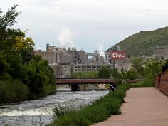 Coors Brewery...Golden, Colorado