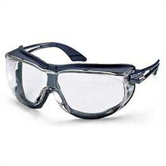 cebfcdb259 Gafas de seguridad : Gafa Uvex Skyguard 9175265. Muy ligera, tiene un marco  adaptador