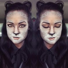 Oh K ♥ Cat Makeup, Halloween Face Makeup, Thanksgiving, Style, Swag, Stylus, Outfits, Thanksgiving Crafts