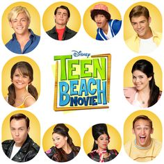 Heaven help me, I watched it with my kids and I loved it....Disney's Teen Beach Movie!