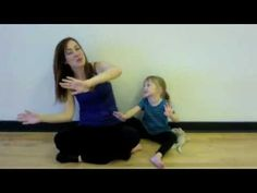 Clap your hands, stomp your feet...song to learn body parts