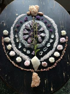 ☾Child of the Moon☽ Crystals Minerals, Rocks And Minerals, Crystals And Gemstones, Stones And Crystals, Wicca Crystals, Chakra Crystals, Gem Stones, Crystal Magic, Crystal Grid