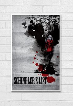 Schindler's List Movie Poster