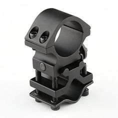 VERY100 Universal Barrel Mount 25mm Ring 20mm Rail for ScopeSightLaserLightTorch *** Read more reviews of the product by visiting the link on the image.