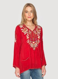 Carnation Blouse - New Arrivals