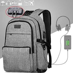 10cc3a943da Amazing offer on Best Backpack Laptop Travel Backpack, Anti Theft Student  Business Backpack Bags Men Women,Laptop Bags Water-Resistant Adult Tech  College ...