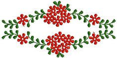 Flowers Embroidery Design 295 | Free Embroidery Designs Download | Free Machine Embroidery Designs | Free Embroidery Patterns