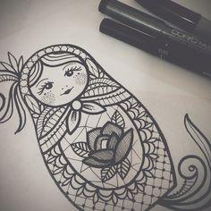geometric + ram head + constellation tattoos - Google Search