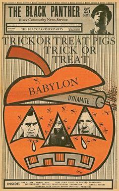 babylonfalling:  Trick or Treat