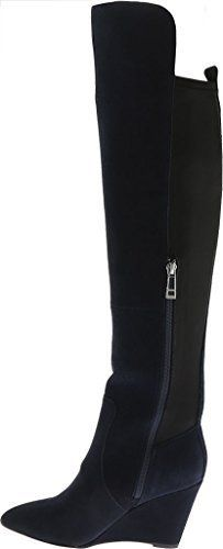 Best Boots For Women | Charles by Charles David Womens Edie Wedge BootNight SuedeLycraUS 95 M ** Continue to the product at the image link. Note:It is Affiliate Link to Amazon.