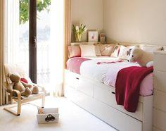 Maxi ideas para mini habitaciones