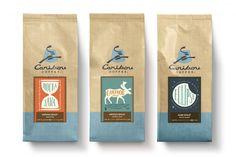 new caribou coffee design