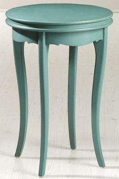 Home Decorators Ashley Painted Accent Table, Teal, Low Coffee Table, Painted Coffee Tables, My Furniture, Painted Furniture, Cheap Floor Rugs, My Living Room, Rustic Design, End Tables, Home Accessories