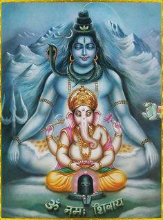 Shiva/Ganesha