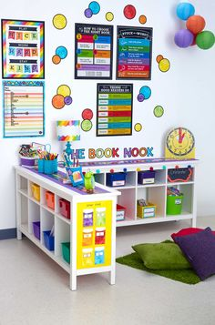 """Enhance the way you organize, store, and teach with the multipurpose Celebrate Learning extra large library pockets. Each of the 10 library pockets measures 9"""" x 12"""" and includes two each of five watercolor designs plus a writing space for unique personalization."""