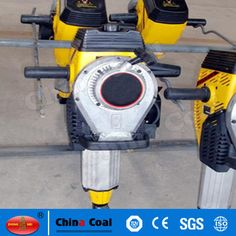 chinacoal03 PPSN55 Railway Gasoline Vibration Tamping Pick Rammer, Tamping Machine Price PPSN55 ballast tamping tool is characterized by strong power, reliable operation, no external energy, special isolation protective housing and the overall operation handle. Mainly used for the broken works of construction, concrete pavement, asphalt road surface, mines, road construction, quarrying, national defense projects and railway repair works. For railway track maintenance works, it is featured wi