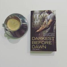 Darkest Before Dawn by Maya Banks - http://jacquelinesreads.blogspot.com/2015/10/darkest-before-dawn-kgi-10-by-maya.html#more