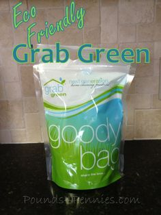 Eco-Friendly Products from Grab Green