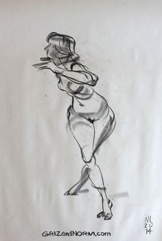 griz and norm life drawing - Google Search