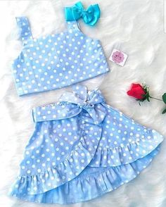 Discover recipes, home ideas, style inspiration and other ideas to try. Kids Dress Wear, Dresses Kids Girl, Little Girl Outfits, Kids Outfits, Toddler Outfits, Baby Girl Dress Patterns, Baby Dress Design, Baby Girl Frocks, Kids Frocks