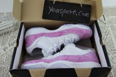 Air Jordan 11 Pink Snakeskin GS, http://www.yeasport.com/580521-108